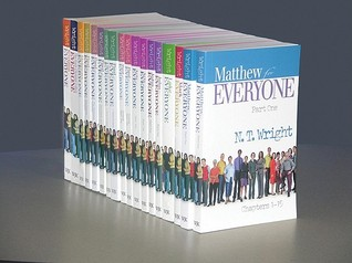 New Testament For Everyone Collection, 18 Volumes (The New Testament for Everyone)