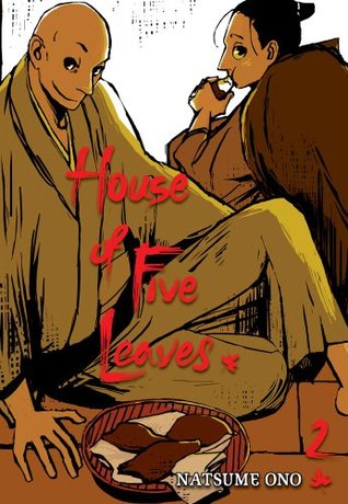 House of Five Leaves, Vol. 2 by Natsume Ono