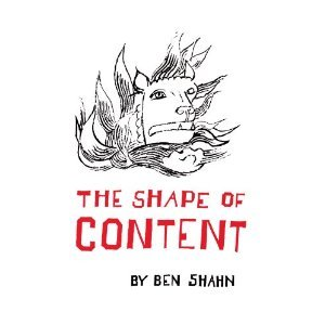 The shape of content by ben shahn the shape of content fandeluxe Image collections