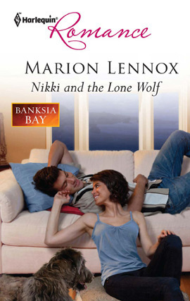 Nikki and the Lone Wolf by Marion Lennox