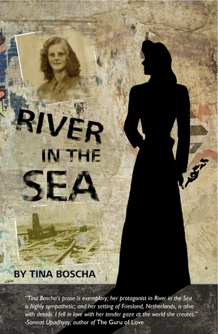 River in the Sea by Tina Boscha