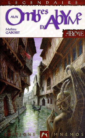 Aux ombres d'Abyme (Abyme #1)