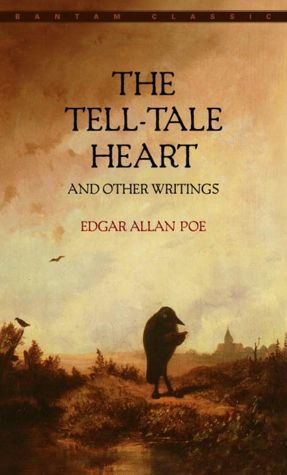examples of imagery in the tell tale heart