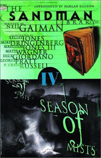 Season of Mists The Sandman