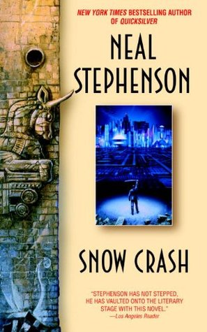 Image result for snow crash by neal stephenson