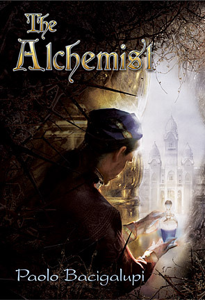 the alchemist by paolo bacigalupi 9307257