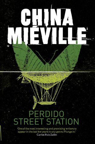 China Mieville - La estación de la calle Perdido
