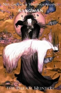 Sandman illustrated by Amano