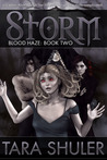 Storm (Blood Haze, #2)