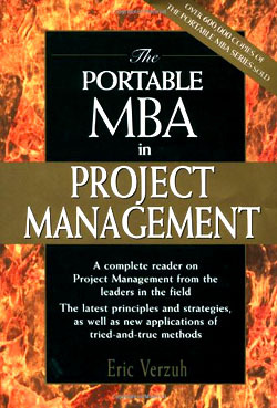 The Portable MBA in Project Managment