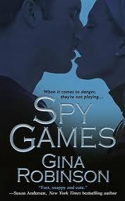 Spy Games by Gina Robinson