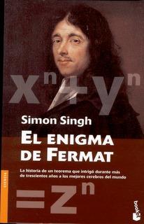 El Enigma de Fermat by Simon Singh