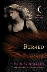 Burned (House of Night, #7) by P.C. Cast