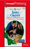 A Nanny for Christmas by Sara Craven