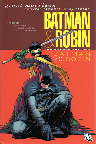 Batman & Robin: Batman vs. Robin