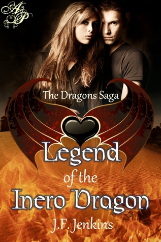 Legend of the Inero Dragon by Cloud S. Riser
