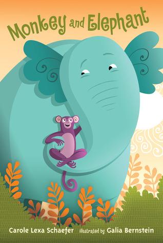 Monkey and Elephant: Candlewick Sparks