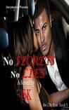 No Secrets No Lies (Sin City Heat, #3)
