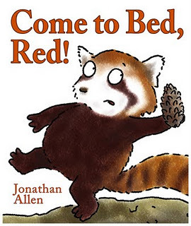 come to bed red by jonathan allen