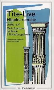 Histoire romaine, livre I à V