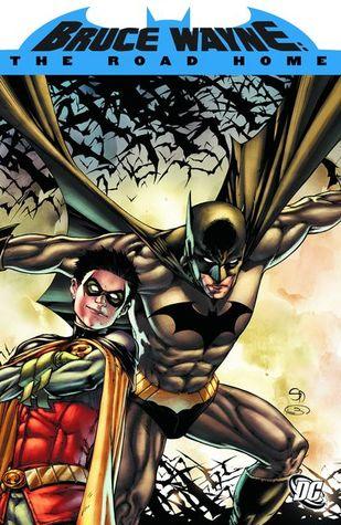 Bruce Wayne by Fabian Nicieza
