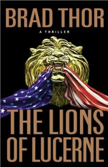 The Lions of Lucerne book cover