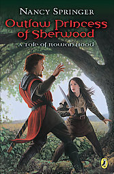 Outlaw Princess of Sherwood (Rowan Hood, #3)