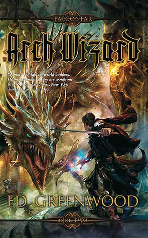 Arch Wizard (Falconfar Saga, #2)
