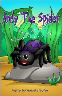 Andy the Spider by Samantha Rindfuss