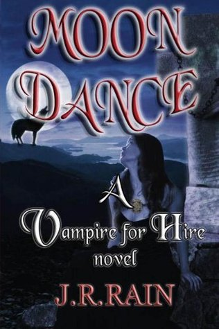 J.R. Rain: Vampire for Hire series