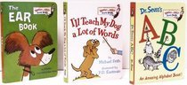 Dr. Seuss's ABC an Amazing Alphabet Book / I'll Teach My Dog a Lot of Words / The Ear Book