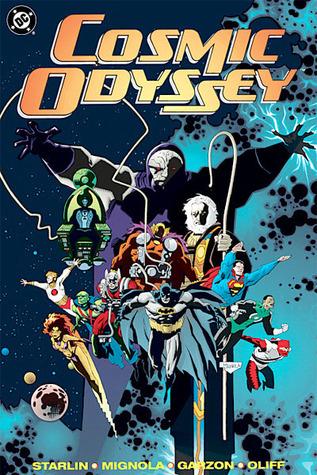 Cosmic Odyssey(Post-Crisis Superman Chronology)