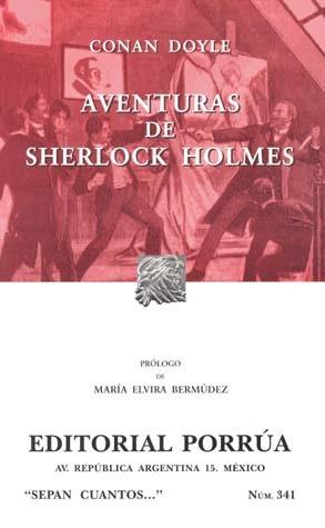 Aventuras De Sherlock Holmes. (Sepan Cuantos, #341)