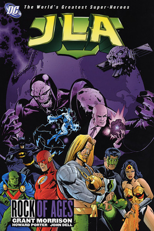 JLA, Vol. 3: Rock of Ages
