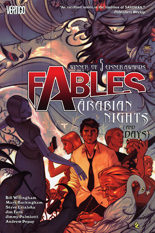 Fables, Vol. 7: Arabian Nights [and Days]