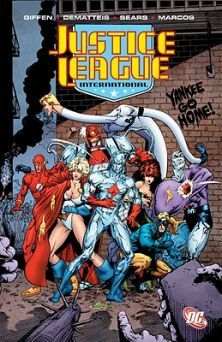 Justice League International, Vol. 5 by Keith Giffen