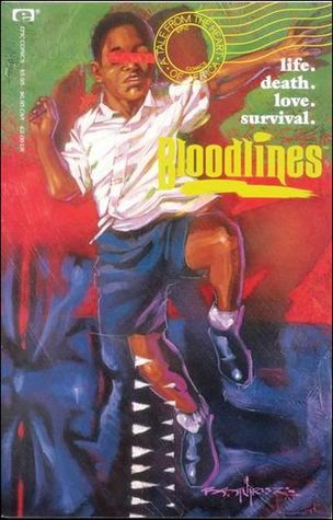 Bloodlines: A Tale from the Heart of Africa