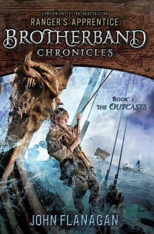 Brotherband Chronicles series by John Flanagan thumbnail