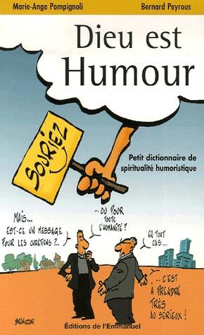 Dieu est humour por Bernard Peyrous