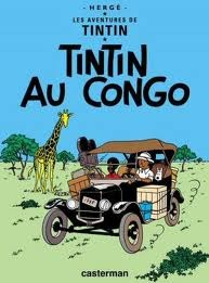 Tintin au Congo by Hergé