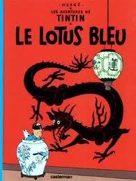 Le Lotus bleu (Tintin #5)