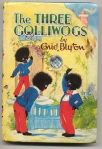 The Three Golliwogs