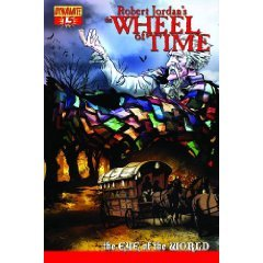 Robert Jordans Wheel of Time:The Eye of the World 1.5(Robert Jordans Wheel of Time:The Eye of the World 1,5)