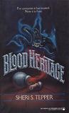 Blood Heritage (Ettison, #1)