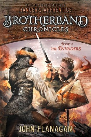 The Invaders (Brotherband Chronicles, #2)