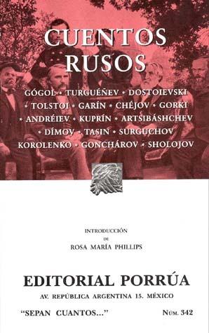 Cuentos rusos (Sepan Cuantos, #342)
