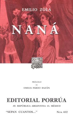 Naná (Sepan Cuantos, #412)
