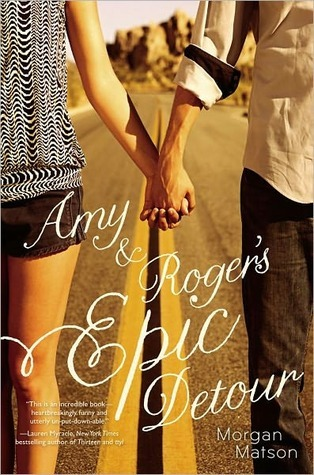 Amy & Roger's Epic Detour (Hardcover)