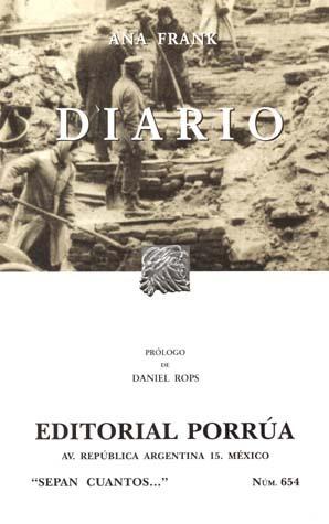 Diario. (Sepan Cuantos, #654)