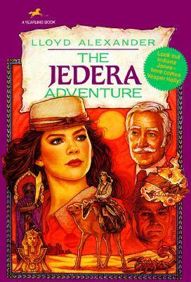 The Jedera Adventure by Lloyd Alexander